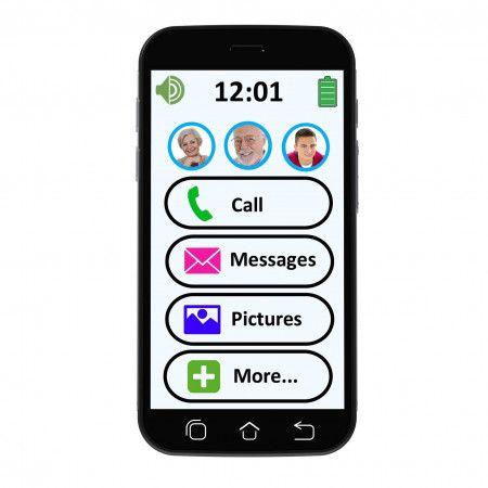 Swissvoice C50S Senioren smartphone