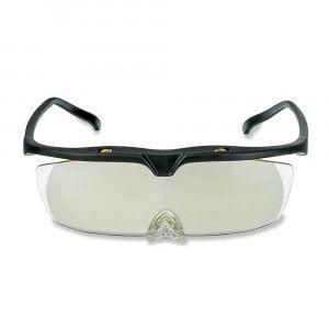 Hobbybril met vergrootglazen