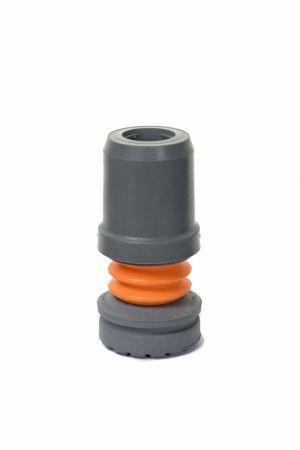 Anti-slip dop voor wandelstok | Flexyfoot stokdop
