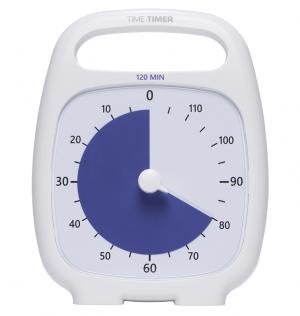 Time Timer PLUS 120 minuten
