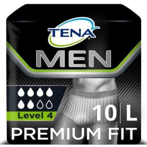 TENA Men Premium Fit Protective Underwear Level 4