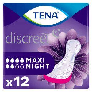 TENA Lady Maxi Night 12 Stuks - Verpakking small