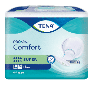TENA Comfort Super Breathable - 36 Stuks