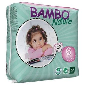 Abena Bambo Nature XL 6 - 22 stuks - 16 tot 30 kg