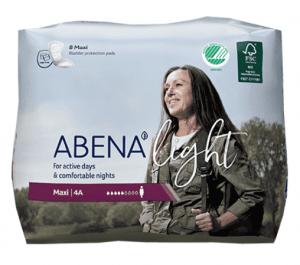 Abena Light Maxi 8 stuks
