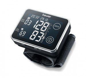 Beurer bloeddrukmeter pols Touchscreen BC58