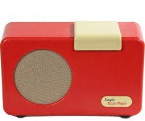 Dementie Muziekspeler / Radio