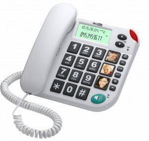 Maxcom KXT 480 Senioren Huistelefoon