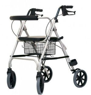 Movelight Rollator Zilver