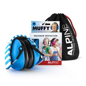 Alpine Muffy Gehoorbescherming verpakking