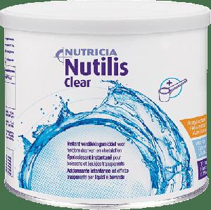Nutilis Clear Intant Verdikker