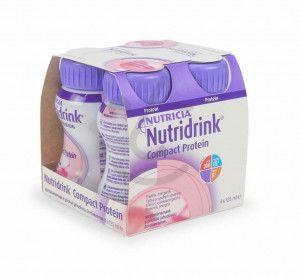 Nutridrink Compact Protein Aardbei