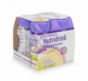 Nutridrink Compact Protein Vanille