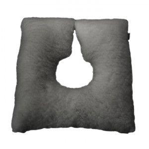 SOFT Orliman Hoefijzerkussen - Zwart