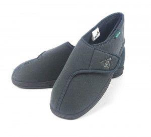 Dunlop Pantoffels Heren Arthur - Grijs set