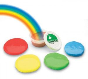 Rainbow Putty soft-medium
