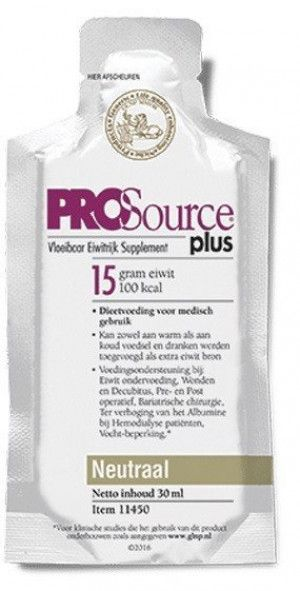 PROSource Plus - Neutraal - 30 ML