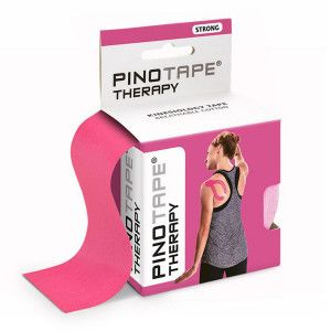 Pinotape Pro Therapy - Roze 5 cm x 5 m
