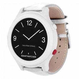 SmartWatcher alarmhorloge - Essence Deluxe wit
