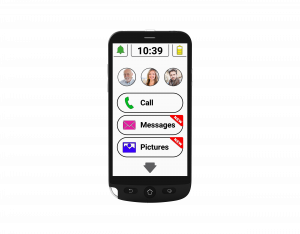 Smartphone Swissvoice G50