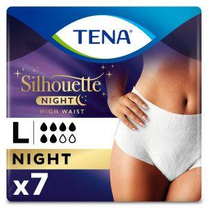 TENA lady night pants large