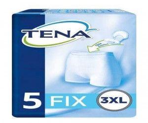TENA Fix Premium Stretchbroekje - XXXL - 5 Stuks
