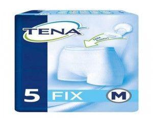 TENA Fix Premium Stretchbroekje - M - 5 Stuks