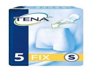 TENA Fix Premium Stretchbroekje - S - 5 Stuks
