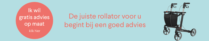 Rollator advies